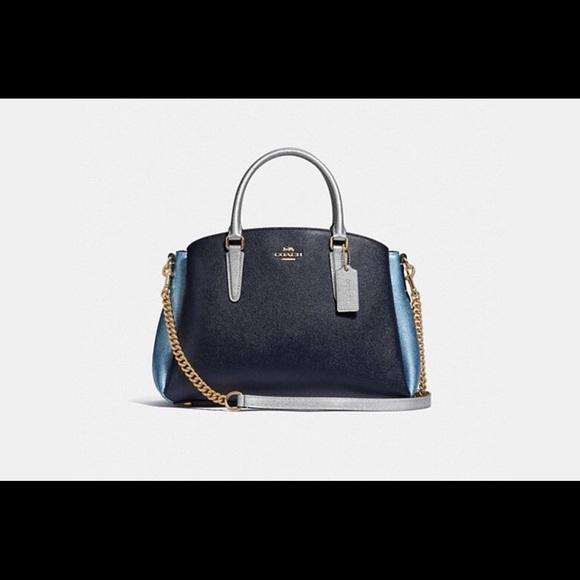 ONE DAY ONLY SALE Coach Sage Carryall Bag Handbag 5c1341ea65a19
